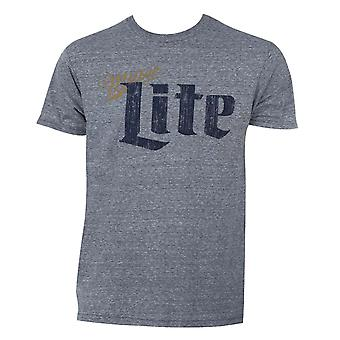 Miller Lite Vintage Tee Shirt