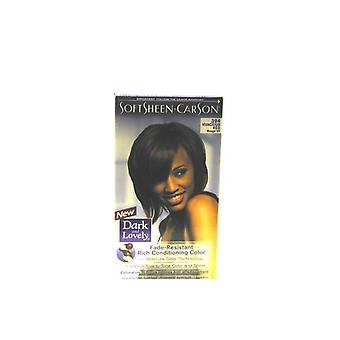 Softsheen Carson Dark & Lovely 394 Vivacious Red Color ( 2 Pack )