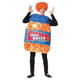 Cheeseballs Adult Costume