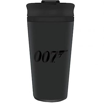 James Bond Metal Tazza da viaggio
