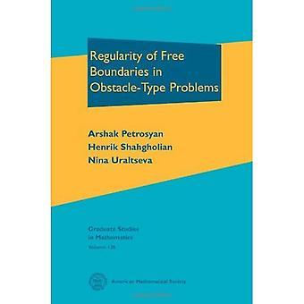 Regelmatigheid van gratis grenzen in obstakel-Type problemen (Graduate Studies in Mathematics)