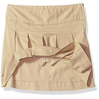 The Children-apos;s Place Big Girls-apos; Uniform Skort, Sandy, 10S
