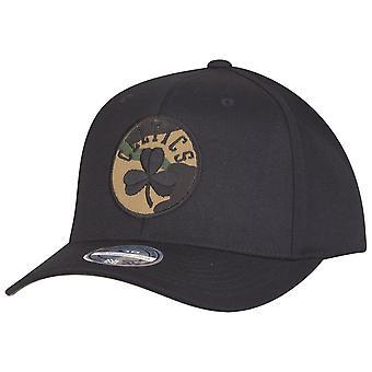 Mitchell & Ness 110 Flexfit Snapback Cap - Boston Celtics