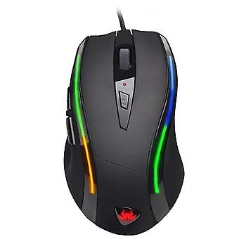 Sumvision Kata LED wired Programmierbare Gaming-Maus