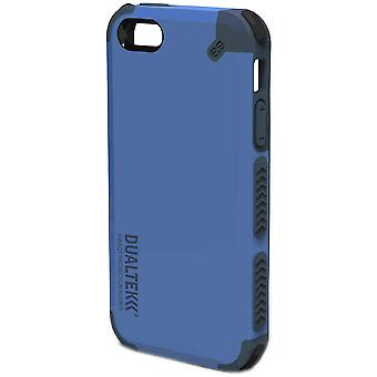Puregear DualTek Extreme Impact Case with for iPhone 5 - Blue