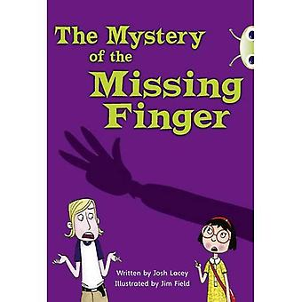 The Mystery of the Missing Finger: (Blue A/NC 4B)