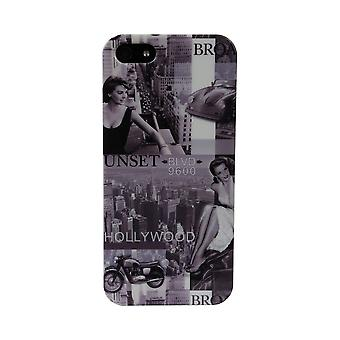 Akashi Hollywood Hull Apple IPhone 5: lle