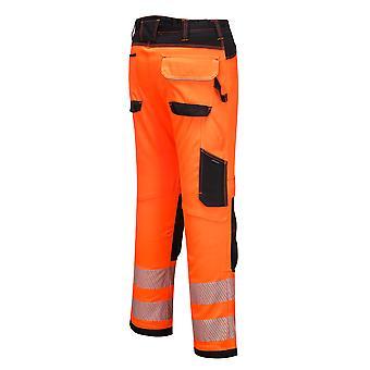 Portwest Homme PW3 Hi Vis Workwear Pantalon