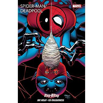 Spidermandeadpool vol 3 Itsy Bitsy door Joe Kelly