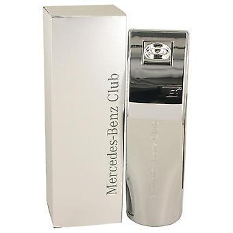 Mercedes benz club eau de toilette spray by mercedes benz 534300 50 ml