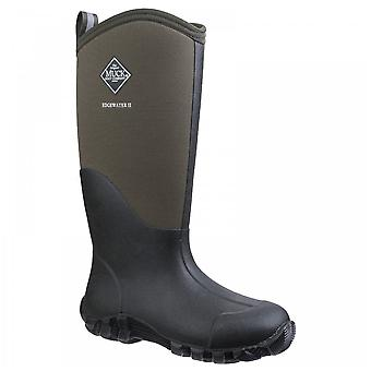 Muck Boots Unisex Edgewater Ii Moss Green General All Purpose Tall Neoprene Lined Boots