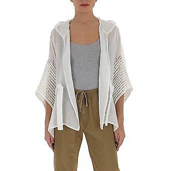 Gentry Portofino D232nog0011 Women's White Cotton Shirt
