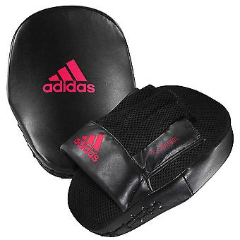 adidas Focus Boxing MMA Training Sparring Mitts Black