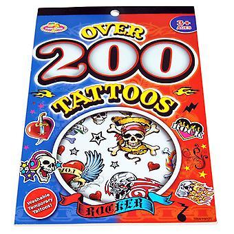 200 Tatuaże/ Tatuaże Rocker