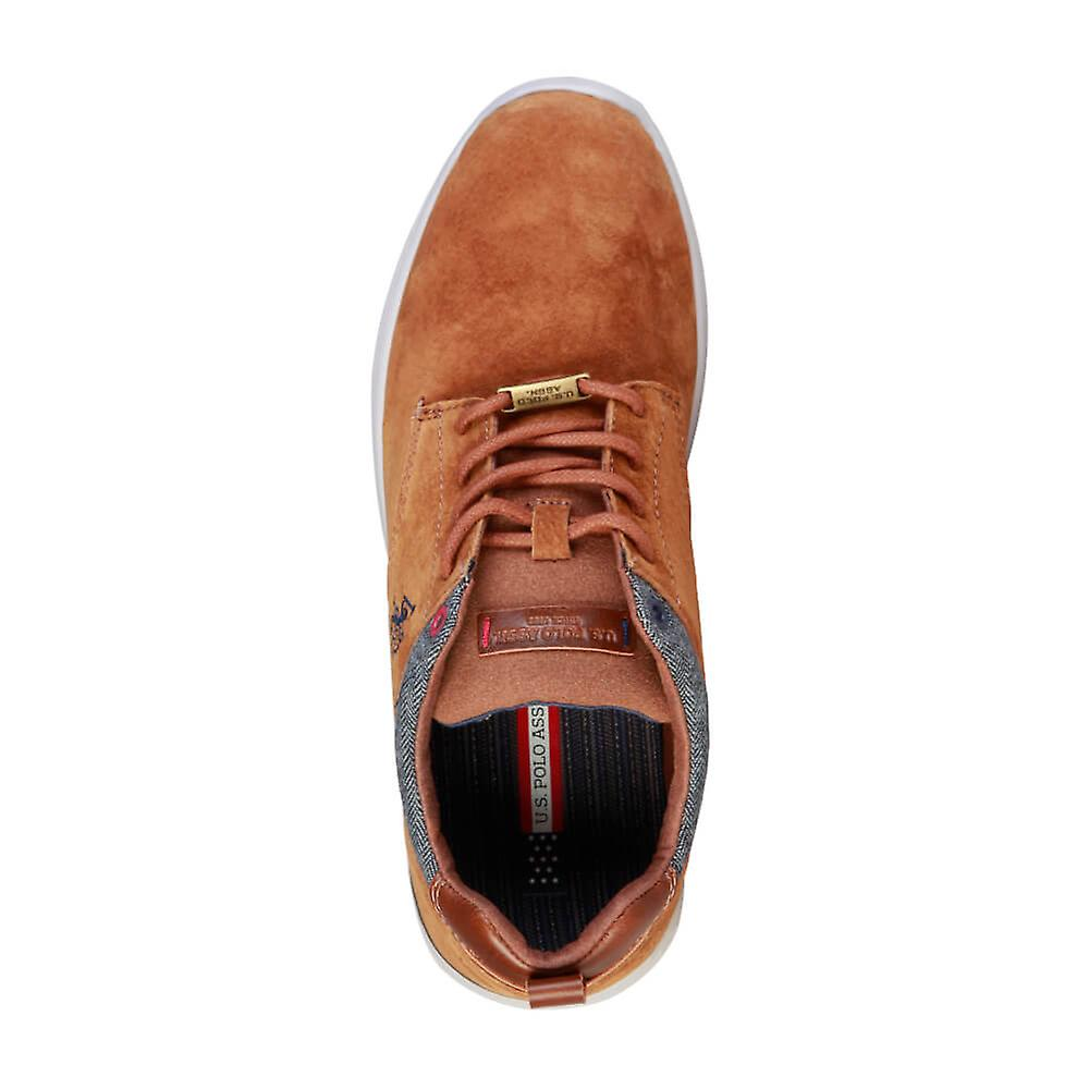 U.s. Polo Assn. Original Men Fall/winter Lace Up - Brown Color 30640