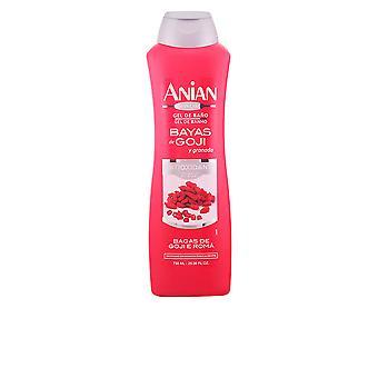 Anian Bayas De Goji Y Granada Shower Gel 750 Ml For Women