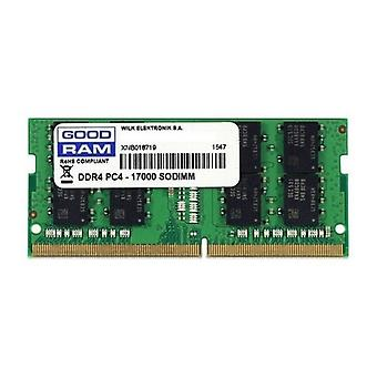 RAM Memory GoodRam GR2400S464L17/16G 16 GB DDR4 2400 MHz