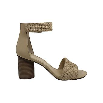 Vince Camuto Womens jedina Fabric Open Toe Casual Ankle Strap Sandals