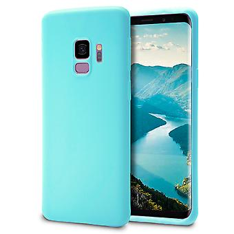 Shell pour Samsung Galaxy S9MD Blue TPU Protection Case