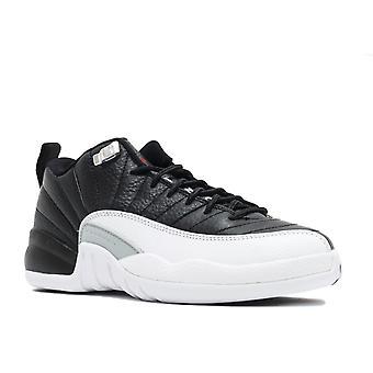 Air Jordan 12 Reto baixa Bg (Gs) 'Playoff' - 308305 - 004 - sapatos