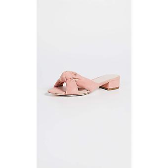 Loeffler Randall Women's Elsie (Kid Suede) Heeled Sandal