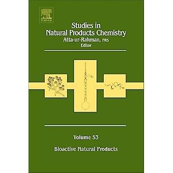 Studies in de chemie van natuurproducten door AttaUrRahman