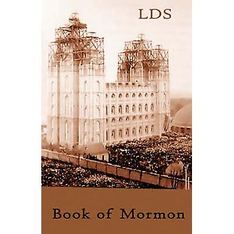 1920 LDS Book of Mormon by Smith & Joseph