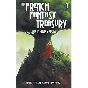 The French Fantasy Treasury Volume 1 by Lofficier & JeanMarc