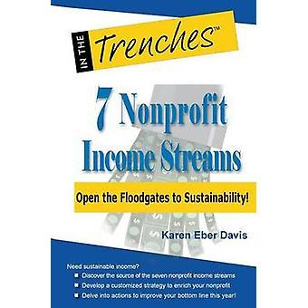7 Nonprofit Income Streams Open the Floodgates to Sustainability by Eber Davis & Karen