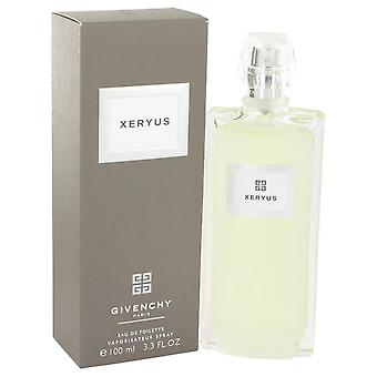 Spray Xeryus eau de toilette da givenchy 402598 100 ml