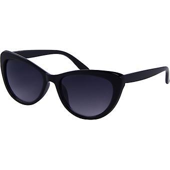 Sonnenbrillen Chic Damen Kat.3 schwarz/grau (AZ-6450)