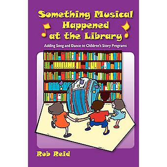 Something Musical Happened at the Library - Adding Song and Dance to C
