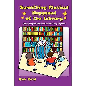 Algo Musical Aconteceu na Biblioteca - Adicionando Música e Dança a C