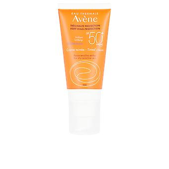 Avene Solaire Haute Protection Crème Teintée Spf50+ 50 Ml Unisex