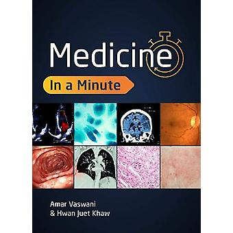 Medicine in a Minute by Amar Vaswani - 9781907904981 Book