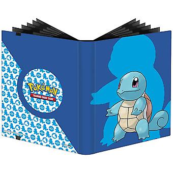 Ultra Pro - Pokémon - Squirtle - 9-Pocket Pro - Collector's Binder