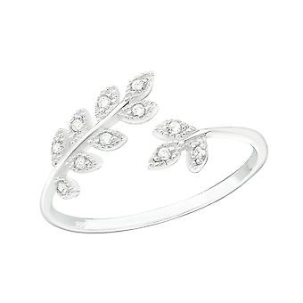 Branch - 925 Sterling Silver Jewelled Rings - W29243x