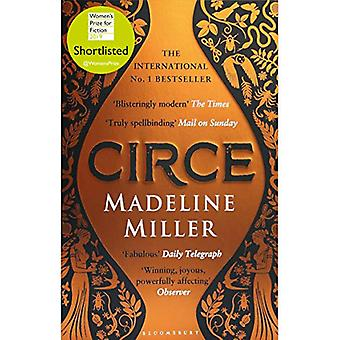 Circe - The International No. 1 Bestseller - Shortlisted for the Women