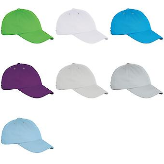 Just Cool Sport Baseball Cap With Neoteric Wicking Technology (30 Colours) (Pack of 2)