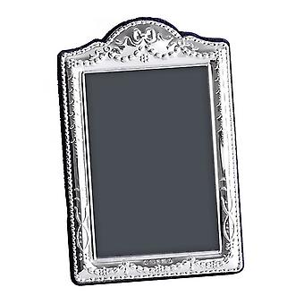 Orton West Extra Large Photo Frame 5x7 - Silver