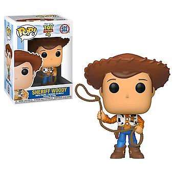 Toy Story 4 Woody Pop! Vinyl