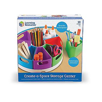 Learning Resources - Create-a-Space Storage Center