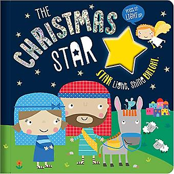 The Christmas Star - Flashing-Light Book - 9781788930970 Book