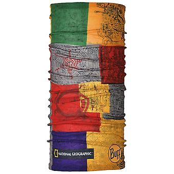 Buffera Multi National Geographic Temple Original Buff
