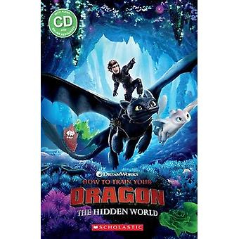 How to Train Your Dragon 3 - The Hidden World (Book & CD) by Fiona