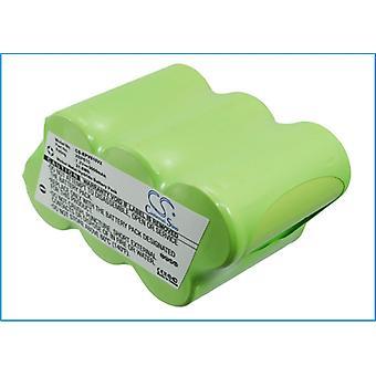 Bateria para Shark EuroPro XBP610 36000 86050 EU-36000 EU-86050 U610 UV610 UV614