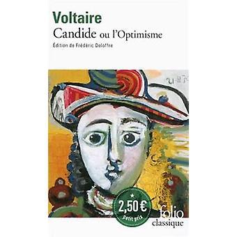 Candide ou Loptimisme by Voltaire