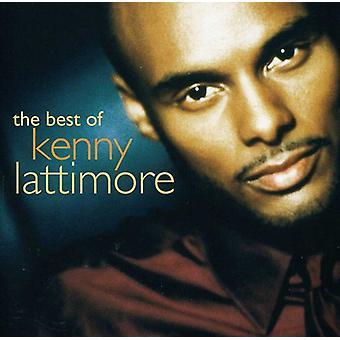Kenny Lattimore - Best of Kenny Lattimore [CD] USA import