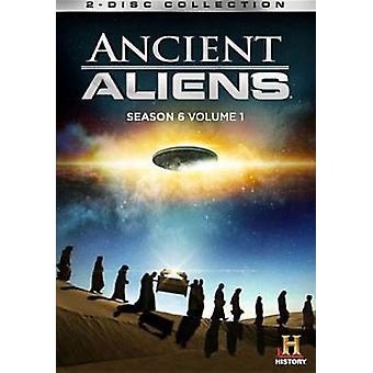 Ancient Aliens: Season 6-Vol 1 [DVD] USA importieren