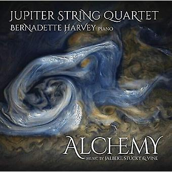 Alchemy [CD] USA import